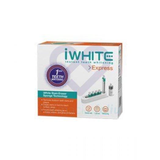 Kit para blanqueamiento dental en casa IWhite Express