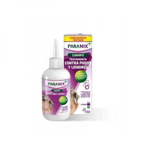 paranix champú 200 ml
