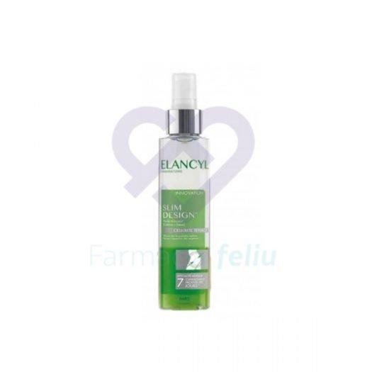 Aceite Anti celulítico Elancyl Slim Design 150 ml