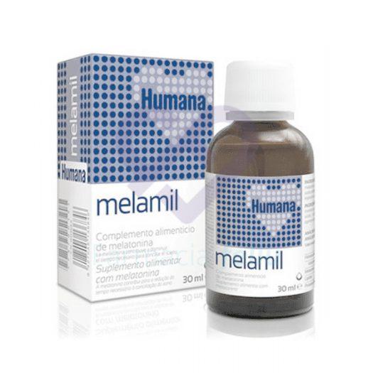 Caja y bote de Melamil 30 ml