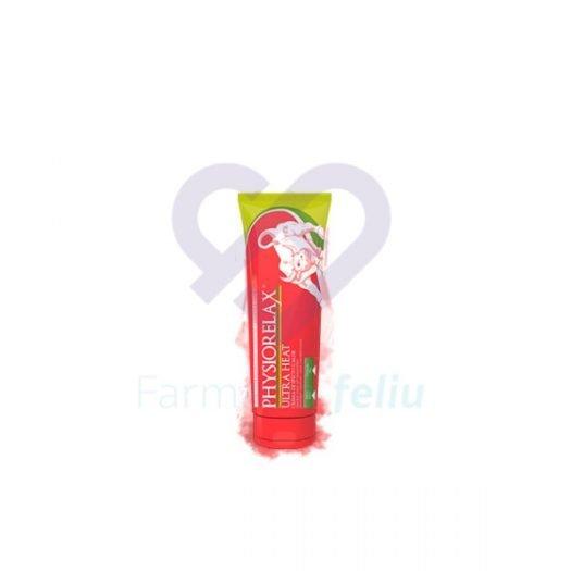 Crema efecto calor Physiorelax Ultra Heat