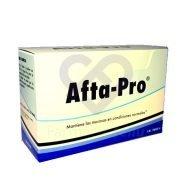 Caja de 6 sobres de Afta-Pro