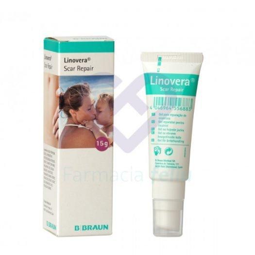 Linovera Scar Repair Gel Reductor Cicatrices