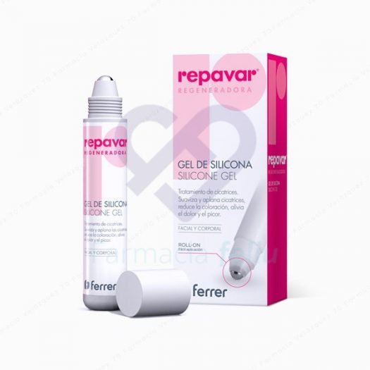 Aplicador Repavar Gel Silicona Roll-On