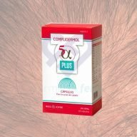 Complidermol 5 Alfa PLUS 60 Cápsulas
