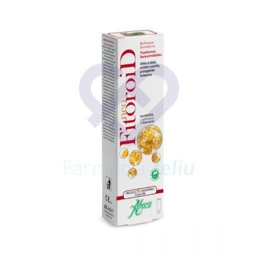 Neofitoroid Biopomada Endorrectal, 40 ml
