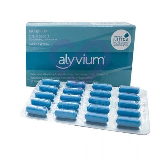 Alyvium 60 capsulas