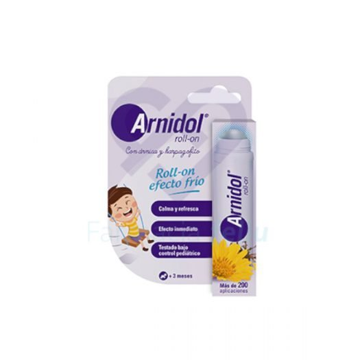 Arnidol Roll On Efecto Frío 15 ml