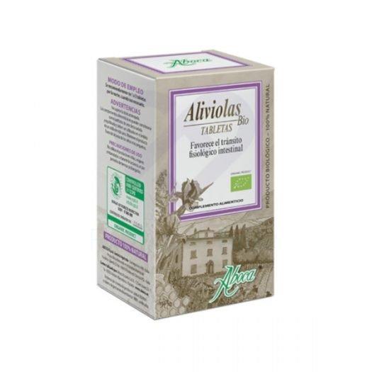 Aboca Aliviolas BIO, 90 Tabletas