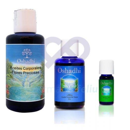 Pack Oshadhi Aceites Esenciales Aromaterapia