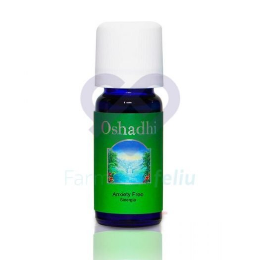 Oshadhi Sinergia Anxiety Free, 5 ml
