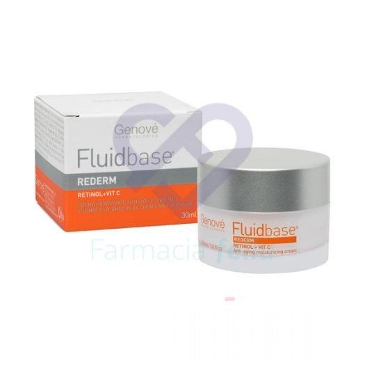 FluidBase Rederm Retinol con Vitamina C