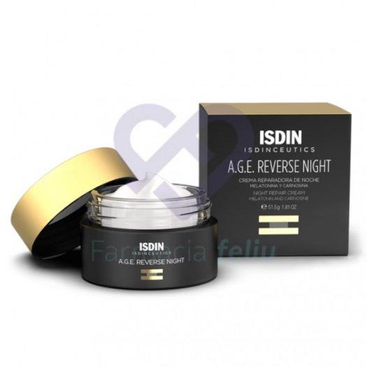 Crema de noche Isdinceutics Age Reverse Night