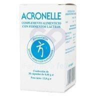 Acronelle 30 Cápsulas Laboratorios Bromatech