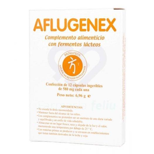 Aflugenex, 12 Cápsulas