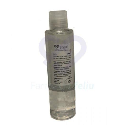Gel Hidroalcoholico Formulado, 200 ml