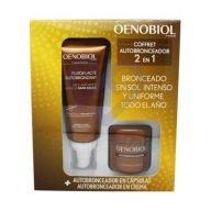 Oenobiol Cofret Autobronceador 2 en 1