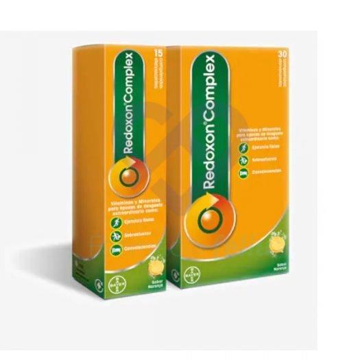 Promoción Redoxon Complex, 30 Comprimidos + 15 Gratis