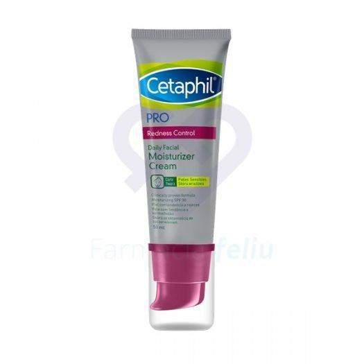 Bote de Cetaphil PRO Redness Control Hidratante con SPF 30, 50 ml