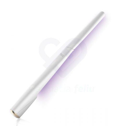 Esterilizador portatil de luz ultravioleta