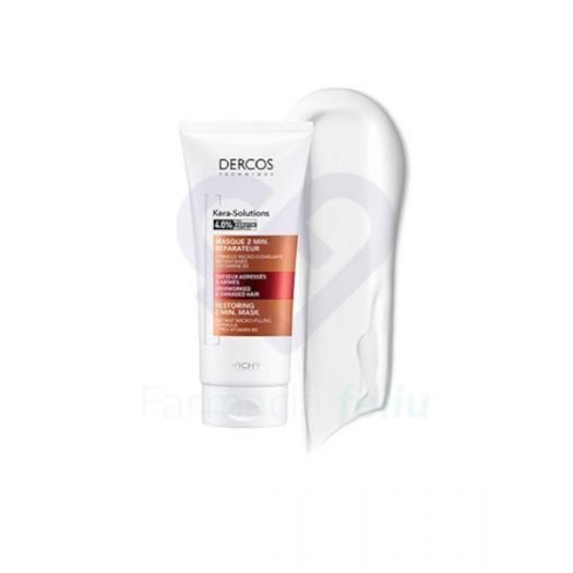 Tubo de Kera Solutions Mascarilla, 200 ml