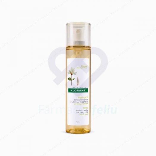 Spray Klorane Agua de Brillo a la Cera de Magnolia, 100 ml