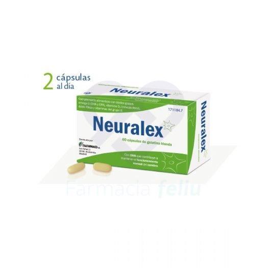 Caja de Neuralex, 60 Cápsulas