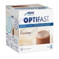 Caja de Optifast Batido Chocolate, 9 Sobres
