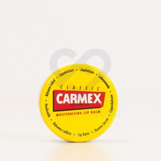 Tarro de Bálsamo Labial Hidratante Carmex Classic