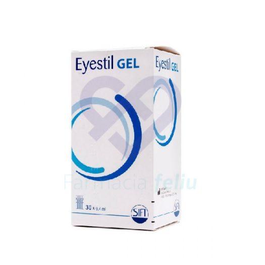 Eyestil Gel 30 Unidosis