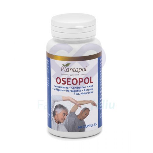 Bote de Oseopol 60 Cápsulas