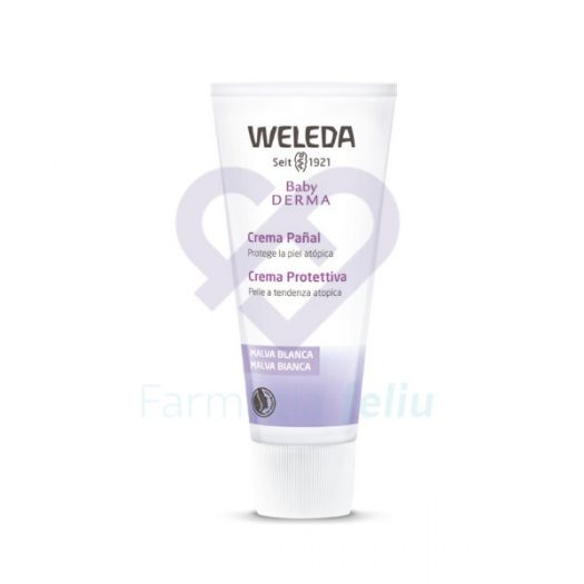 Crema Pañal Malva Blanca 50ml Bio Weleda 50 ml