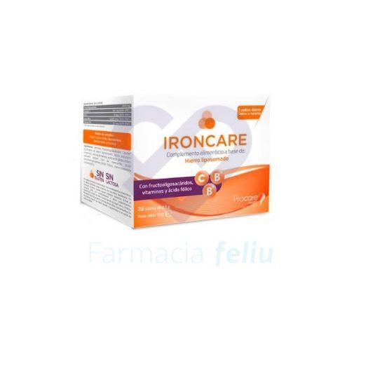 Ironcare Hierro Liposomado Procare Health Care