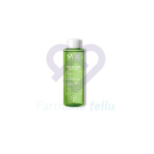 Sebiaclear Micro Peel Exfoliante 150 ml svr