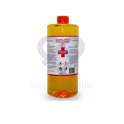 Alcohol Etílico 70º 1 Litro