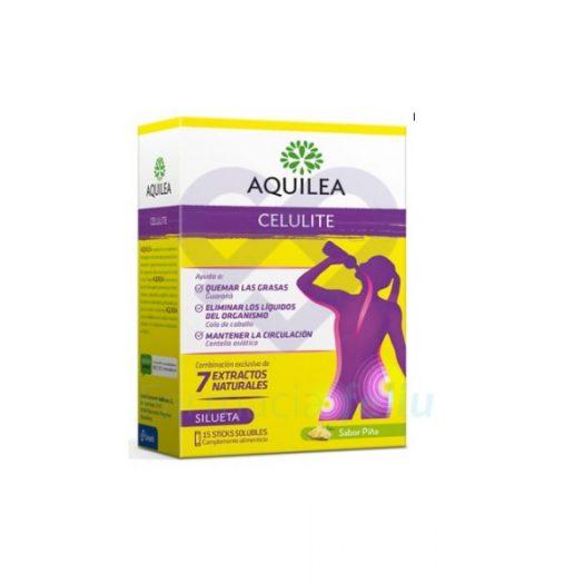 Aquilea Celulite 15 Sticks Sabor Piña