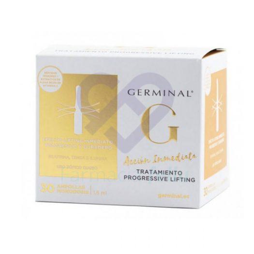 Germinal Progressive Lifting 30 Ampollas Acción Inmediata Alter