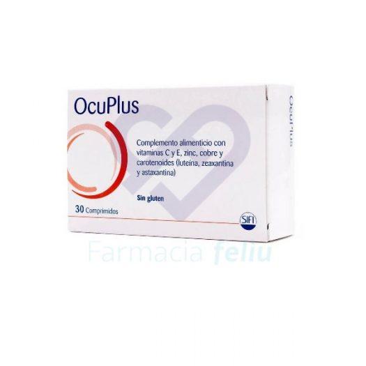 Ocuplus 30 Comprimidos Vitaminas Ojos SIFi