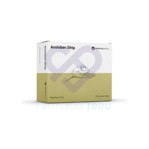 Ansioben 5htp 45 comprimidos botánicalpharma