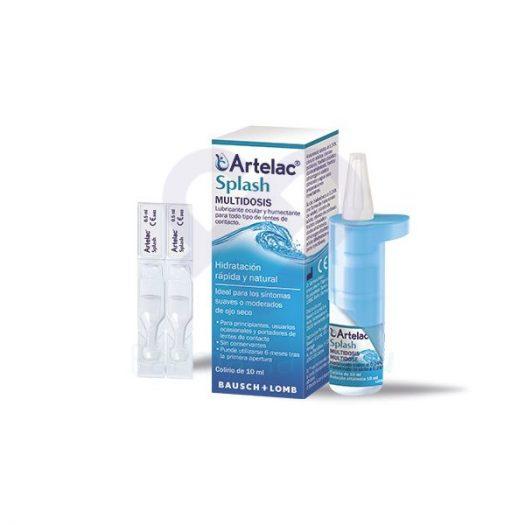 Artelac Splash hidratante ocular