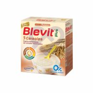Caja de Blevit Plus 5 Cereales, 600 gr