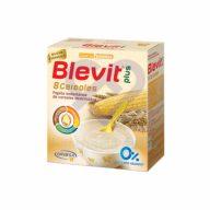 Caja de Blevit Plus 8 Cereales, 600 gr