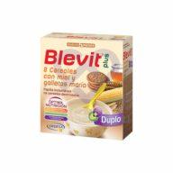 Caja de Blevit Plus 8 Cereales y Galletas