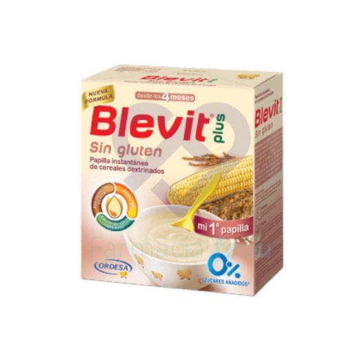 Caja de Blevit Plus Sin Gluten 300 gr