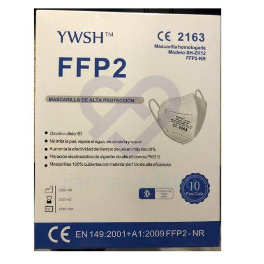 comprar Mascarilla YWSH FFP2