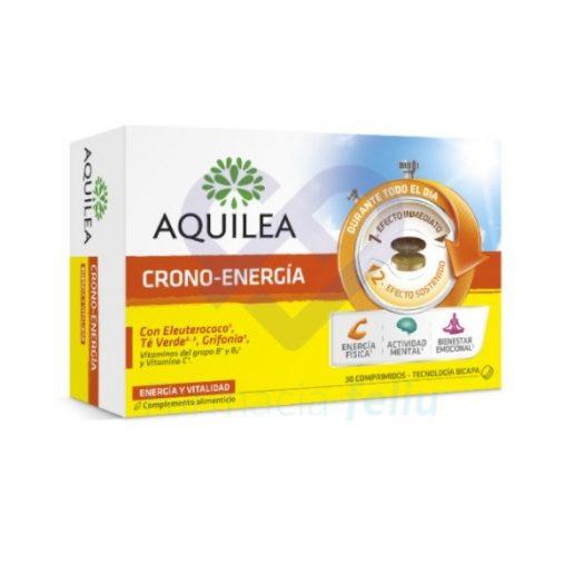 Caja de Aquilea Crono Energía, 30 Comprimidos