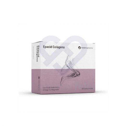 Caja de Epacid Colágeno, 60 Cápsulas