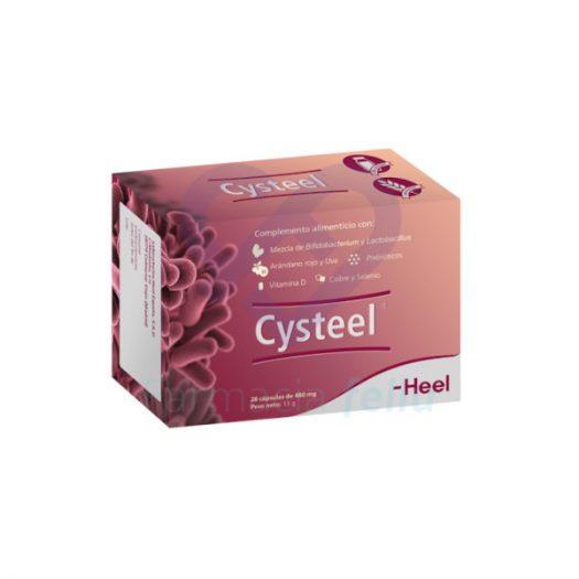 Caja Cysteel HeelProbiotics, 28 Cápsulas