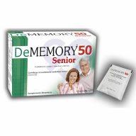 Caja Dememory 50 Senior, 14 Sobres
