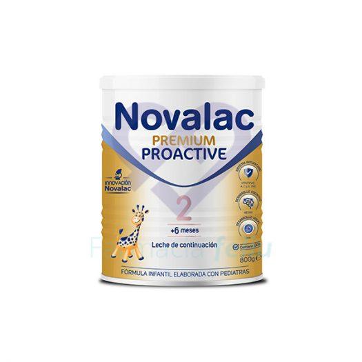 Bote de Novalac Premium Proactive 2, 800gr